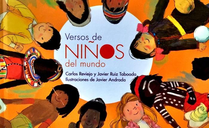 VERSOS DE NIÑOS del mundo. EditorialSM
