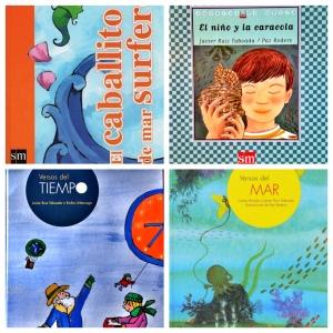 4 Libros SM