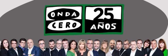 25 AÑOS RADIANTES