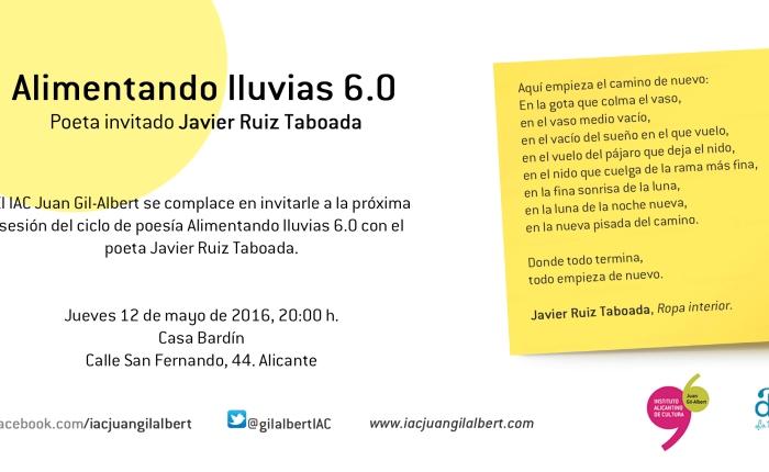ALIMENTANDO LLUVIAS 6.0